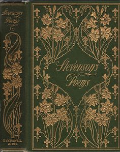 Stevenson, Robert Louis--Stevenson's Poems--Crowell, nd | by Sundance Collections