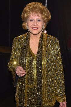 Debbie Reynolds Has Reportedly Been Hospitalized After Having a Stroke