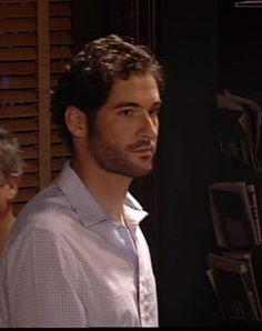 "Tom Ellis as Gary Preston in ""Miranda""."