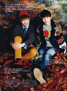 Onew & Jonghyun