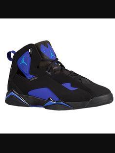 3c105a89b677 Black and blue. Qüëëñ · Shoes · Men s Jordan True ...