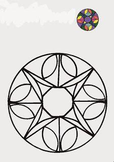 Mandalas Para Pintar: mandalas para colorear                                                                                                                                                                                 Más