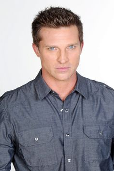 The Young and the Restless Photos: Steve Burton on CBS.com