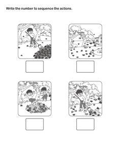 Printables Free Printable Sequencing Worksheets free printable worksheets boys and kid on pinterest picture sequence worksheet 15 esl efl kindergarten worksheets