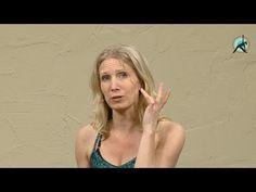 Short Yoga video for stiff Jaw or TMJ. Ekhart Yoga.