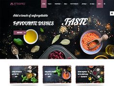 LT Taspice is Free Joomla Spice Shop Template tailored for spice shop online. This is web masterpiece which is perfect to promote spices give flavor to our food and our life by high-quality images that make your clients begin an amazing journey that covers the entire world. Spice Shop free Joomla template is designed to attract viewers with gorgeous images and amazing background colors. With a simple back panel and an easy to follow set of instructions, these templates can be installed and…