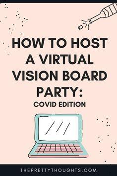 Vision Board Template, Digital Vision Board, Work Motivation, School Motivation, Sisterhood Activities, Making A Vision Board, Therapy Activities, Senior Activities, Planer