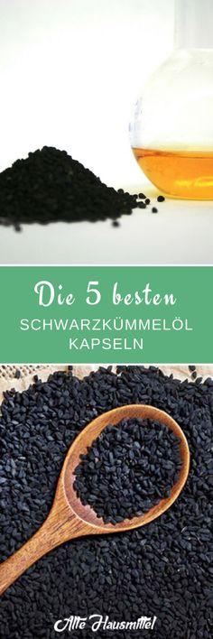 Schwarzkümmelöl Kapseln sind eine tolle Nahrungsmittelergänzung ✓ Die besten Produkte ✓ mit Vor- und Nachteilen ✓ Auf einen praktischen Blick ✓