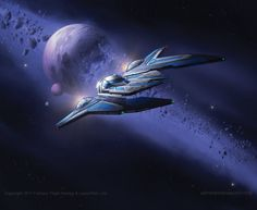 Star Wars- Mandalorian Gauntlet Fighter by AnthonyDevine on DeviantArt Star Wars Rpg, Star Wars Ships, Star Trek, Mandalorian Ships, Arte Sci Fi, War Novels, Star Wars Concept Art, Game Concept Art, Star Wars Vehicles