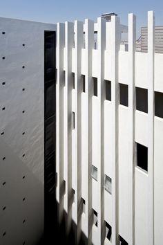 Mirador Pocuro Building,© Nico Saieh