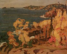 A.Y. Jackson, 1922; Lake Superior Canadian Painters, Canadian Artists, David Milne, Group Of Seven Artists, Franklin Carmichael, Landscape Paintings, Landscapes, Tom Thomson, Emily Carr