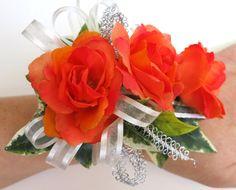 Faux Corsage  Wedding Corsage  Anniversary by WeddingsAndWreaths