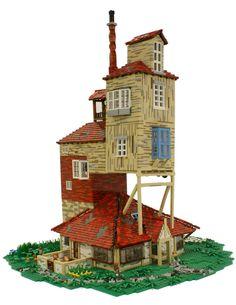 The Burrow - Weasleys' House