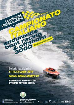 Campionato Italiano Endurance & Offshore! Magnifico, assolutamente da non perdere!