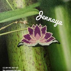 Et hop un lotus. La lumière n'est pas top mais avec ce temps on la cherche.... #jenfiledesperlesetjassume #perleusecompulsive #miyuki #jesuisunesquaw #miyukiaddict #perlesandco #perlezmoidamour #miyukibeads #perlesmiyuki #perlesaddictanonymes #brickstitch #diy #diyaddict #handmade #motifdejennaya #lotus