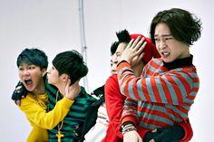 WINNER x NII Korea