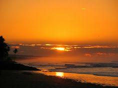 Playa El Espino, Usulutan, El Salvador