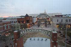 Mall of Georgia in Buford, GA