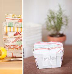 Libations Towel Set