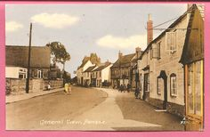 General View, Benson, Oxfordshire postcard. Frith's Series. | eBay
