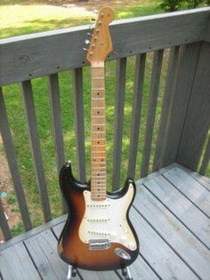 Fender Road Worn Stratocaster Electric Guitar