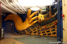What do do with those leftover school buses. by nycscout, via Flickr