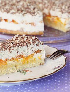 Quiiiietschesaure Mandarinen-Torte mit Joghurt-Schokoladen-Topping – lecker! | A Cake A Day | Mein Foodblog