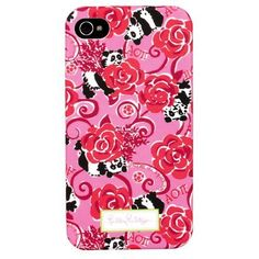 Lilly Pulitzer iPhone 4/4S Cover - Alpha Omicron Pi by Lilly Pulitzer. $30.00. From Lilly Pulitzer's Fall/Winter 2012 - 2013 collection