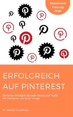 Ebook Erfolgreich mit Pinterest. Die besten Strategien für mehr Umsatz und Traffic