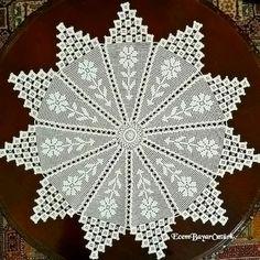 Best 12 Oval crochet doily new hand crocheted doilies ecru doily – SkillOfKing. Crochet Doily Patterns, Crochet Motif, Baby Knitting Patterns, Crochet Designs, Crochet Doilies, Hand Crochet, Crochet Lace, Crochet Stars, Thread Crochet