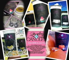 Mmmm can you smell that? What's in your candle?