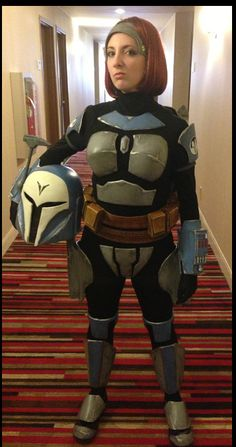 Awesome DragonCon Bo Katan Cosplay