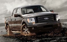 2010 Ford F150 FX4....this is my baby