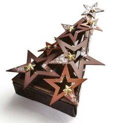"""Bûche de Noël """"Constellation"""" - La maison du chocolat"""