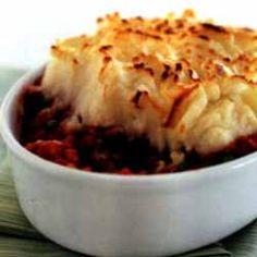 Lentil Cottage Pie