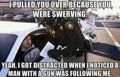 Police Humor priceless haha!
