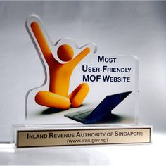 A high quality #crystal, glass trophy is perfect gift for all winners and achievers. Yoonly is Singapore based #trophies, awards manufacturer. We provide you all type latest designs trophies at lowest prices than others in #Singapore. We also deal online and assure reliable and quick service to our customers.