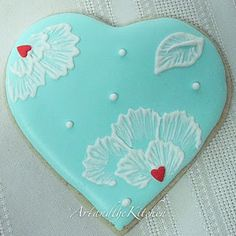 ArtandtheKitchen: Valentine Day Cookies