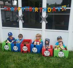 thomas-friends-party