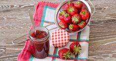Eperlekvár receptje - Recept | Femina Strawberry, Fruit, Food, Meal, The Fruit, Eten, Strawberry Fruit, Meals, Strawberries
