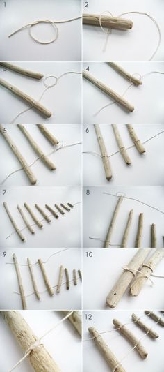 DIY - Driftwood Christmas Tree | Adorablest