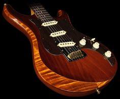 Knaggs Chesapeake Severn T2 Electric Guitar Aged Scotch