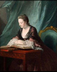 Allan Ramsay 1713-1784 Pittore britannico Emily , Marchioness of Kildare 1764–66 Oil on canvas 125.7 x 102 cm National Museums Liverpool