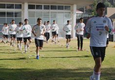 Entrenamiento Selección Sub17 #soccer #futbol #Mexico #SeleccionMexicana #sports