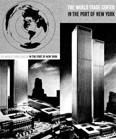 Very cool image from Anthony W. Robins' WTC architectural history book...