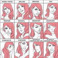 Comm: L-Ice expression meme by =Noiry on deviantART