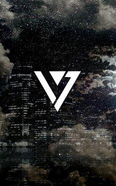 #seventeen #logo #wallpaper  © #메리 → do not copy pls ←