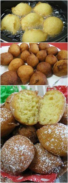 Castagnole soffici di patate, la semplice ricetta per prepararle !! #frittelle #castagnole #patate #carnevale #ricettegustose