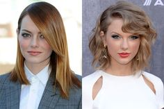 Beauty Battle, Prom Edition: Emma Stone's Sleek and Chic vs. Taylor Swift's Major Drama