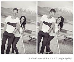 Utah Wedding Photographer. Gorgeous couple. Engagement photos.
